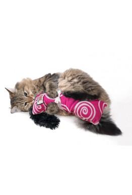 KONG Cat Kickeroo Swirl m/ catnip
