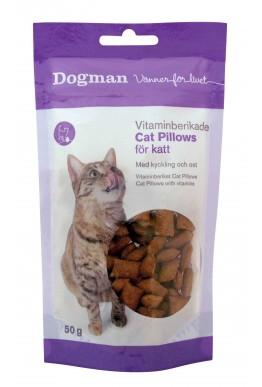 Dogman Cat Pillows godbiter