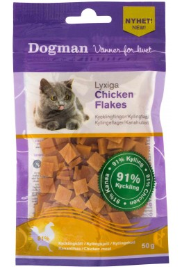 Dogman Chicken Flakes