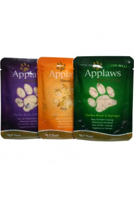 Applaws Chicken Selection Poser 6x70g