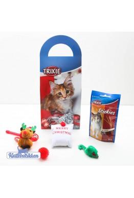 Julepakke til katt