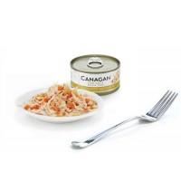 Canagan Kylling med grønnsaker - boks 75 g