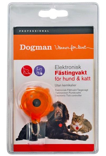 Dogman flåttjager for hund og katt - kjemikaliefri
