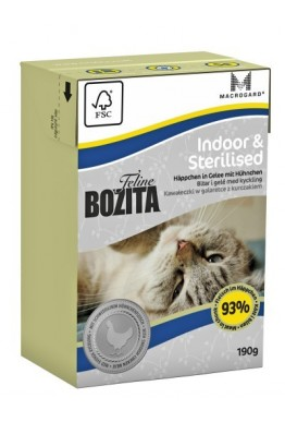 Bozita Feline Funktion™ Indoor & Sterilised