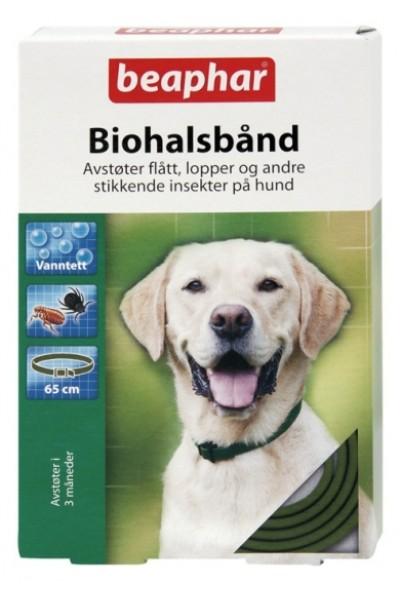 flåtthalsbånd til hund