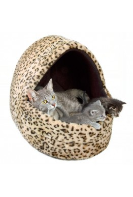 Trixie Leopard kattehule