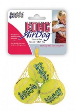 Air Kong tennisballer 3 pack XS