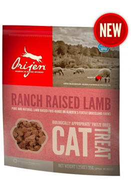 Orijen Cat Treats Ranch Raised Lamb 35 g