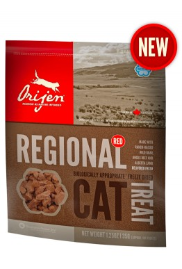 Orijen Cat Treats Regional Red 35 g