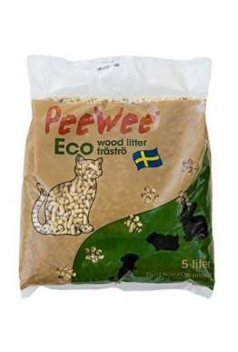 PeeWee tre-pellets 5 liter/3 kilo