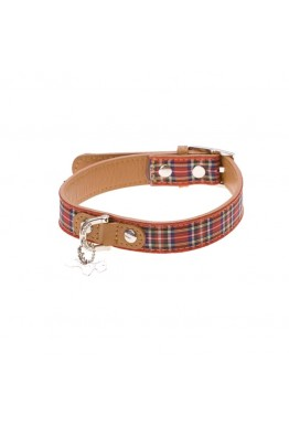 Highland hundehalsbånd Medium