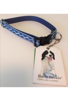 Harry Barker Blue Bone - Miljøvennlig Halsbånd