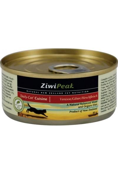 ZiwiPeak Våtfôr Katt Cuisine Hjort 85 gram